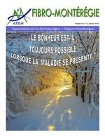 Fibro-Montérégie, v.10 no 2, janvier 2016