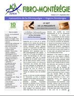Fibro-Montérégie, v.9 no 1, septembre 2014
