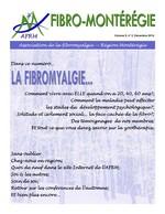 Fibro-Montérégie, v.9 no 2, décembre 2014
